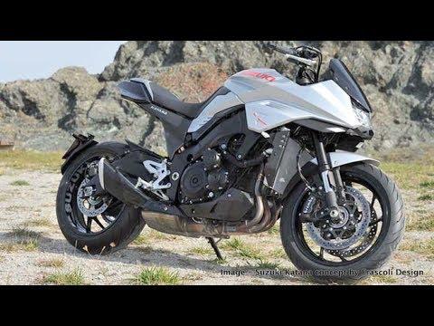 Tin nhanh / - Suzuki tiết lộ về sportbike tầm trung Katana .
