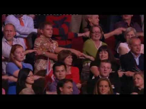 Last Night of the Proms 2009 - Auld Langs Syne