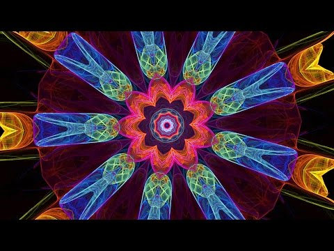 The Splendor of Color Kaleidoscope  v13 1080p the best of 12 at half speed
