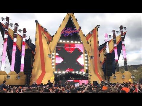 Martin Garrix Intro Kingsland  2017 Rai Amsterdam