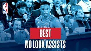 NBA's Best No-Look Assists | 2018-19 Regular Season