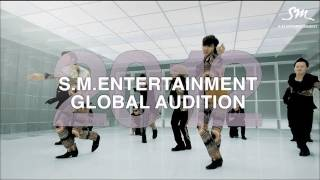 2012 s m entertainment global audition