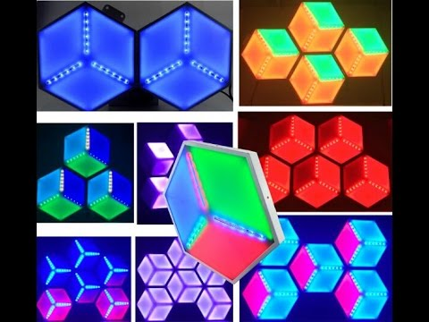 LED Wall panel with DMX 512