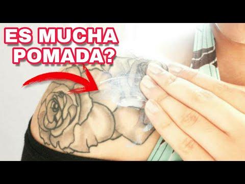 la crema numero 4 es buena para los tatuajes