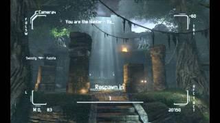 Aliens vs Predator: Predator Hunt Gameplay PC