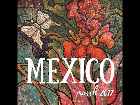 My Mexico Journal Jane LaFazio