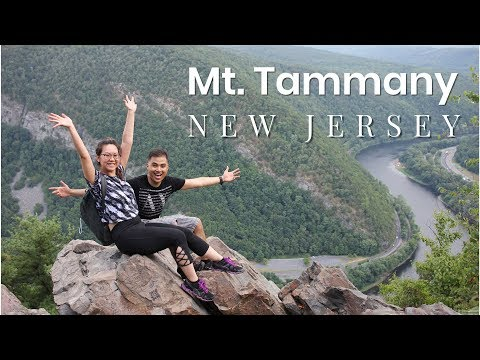 Episode 3: It Took Us 11,190 Steps To Complete The Hike! Mt. Tammany, New Jersey