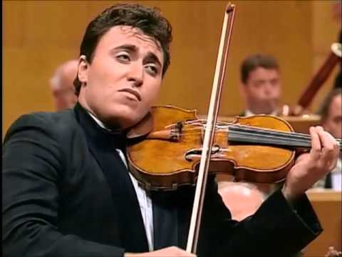 Maxim Vengerov - Jean Sibelius - Violin Concerto in D minor, Op. 47, 2nd Movement Adagio Di Molto