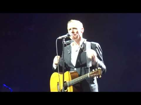 Bryan Adams - Straight from the heart / Remembrance day (Milan Italy - November 11, 2017)