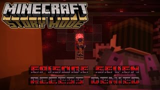 Minecraft: Story Mode Season One | Episode 7: Access Denied [ FULL EPISODE | No Commentary ]
