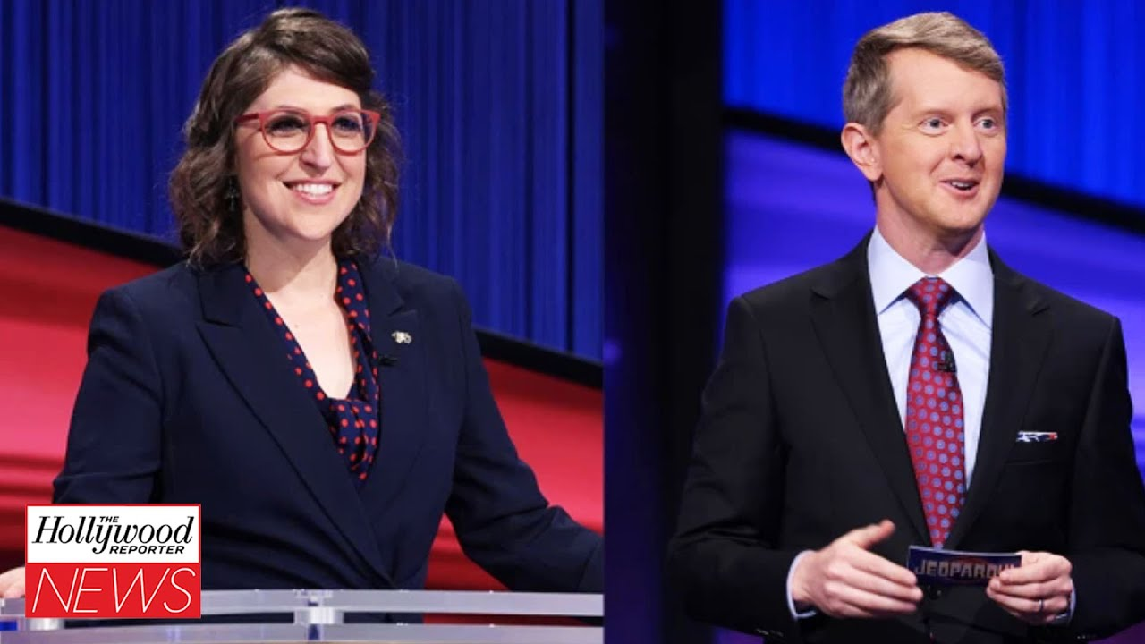 Mayim Bialik & Ken Jennings Will Host 'Jeopardy !' Through the Remainder Of 2021 | THR News
