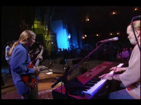 The Allman Brothers Band - One Way Out
