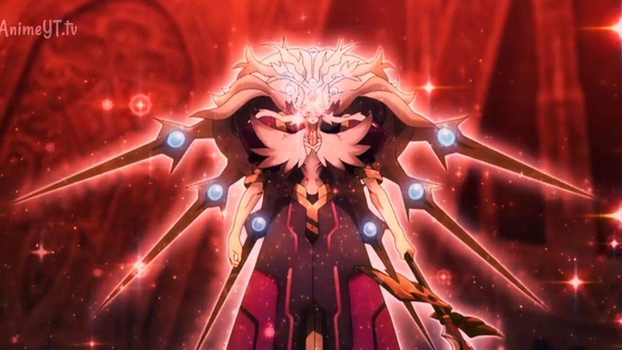 Sword Art Online「amv」 Ordinal Scale Level 100 Boss