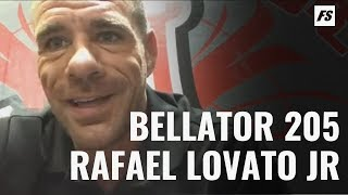 Rafael Lovato Jr. Talks Rescheduled John Salter Fight & Believes 185lb Title Shot Is Next