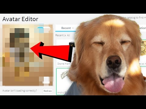 MAKING MY DOG A ROBLOX ACCOUNT!!