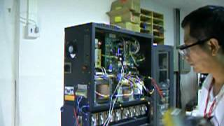 TESTE PROTOTIPO UPS ONLINE 6KVA(TESTE PROTOTIPO UPS ONLINE 6KVA EN LOS LABORATORIOS DE ELECTRONICA DE POTENCIA CEARA BRASIL., 2012-09-17T01:57:19.000Z)
