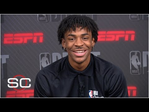 Ja Morant on he and AAU teammate Zion Williamson going at top of the 2019 NBA draft | SportsCenter