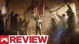Far Cry 5 Review (Video Game Video Review)