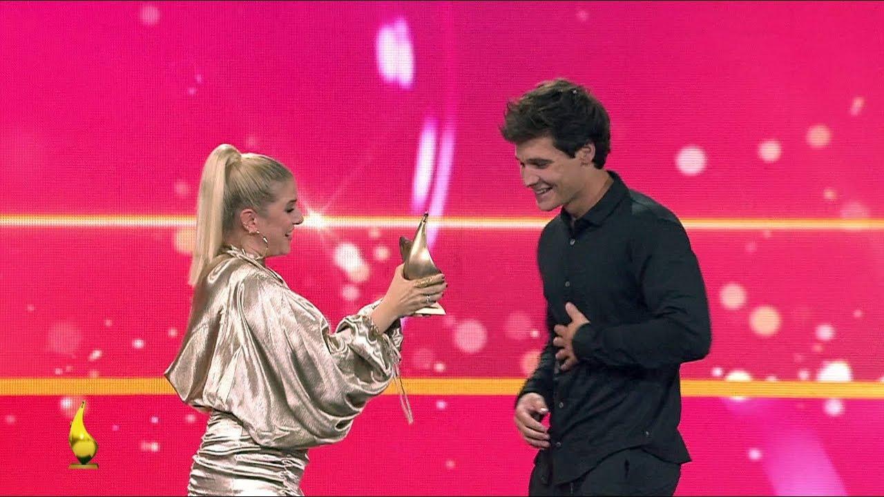 Wincent Weiss holt sich Goldene Henne Musik | Goldene Henne 2019 | MDR