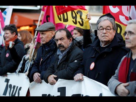 Nouvelle journée de mobilisation contre la réforme des retraites, les syndicats tentent de maintenir la pression