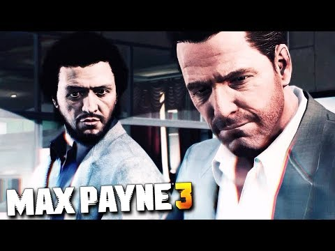 Max Payne 3 - Chapter #1 - Something...