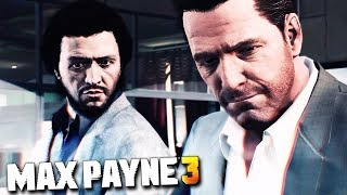 Max Payne 3 - Chapter #1 - Something Rotten in the Air (All Collectibles)