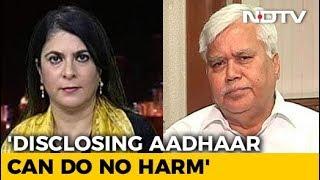 Very Happy With Aadhaar Verdict: Telecom Regulator Chief