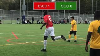 EvCC vs Shoreline Mens Soccer HIGHLIGHTS October 2 2019