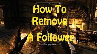 Skyrim - How to fix Follower/ Housecarl Glitch PC