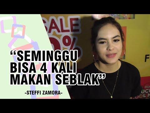Steffi Zamora Akan Jualan Seblak di Big Bang 2018 Mp3
