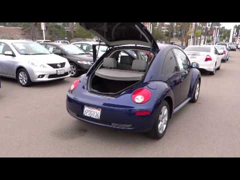 2007 Volkswagen New Beetle Coupe - 2dr Car Oceanside San Diego Carlsbad Escondido Encinit