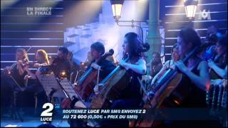 """Luce à Nouvelle Star - """"Mad About You"""" de Hooverphonic (cover)"""