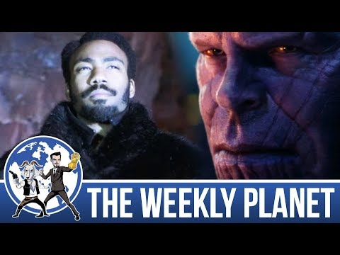 Super Bowl 2018 Trailers - The Weekly Planet Podcast