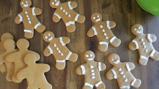Gingerbread Cookie Recipe -- The Frugal Chef