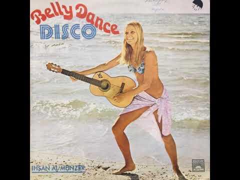 Ihsan Al Munzer - Girls Of Iskandariah [Belly Dance Disco] Lebanon, 1979