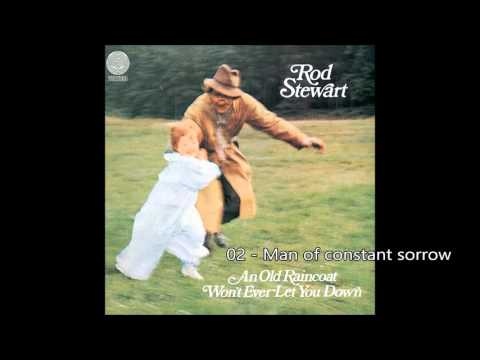 Rod Stewart - Man Of Constant Sorrow (1969) [HQ+Lyrics]