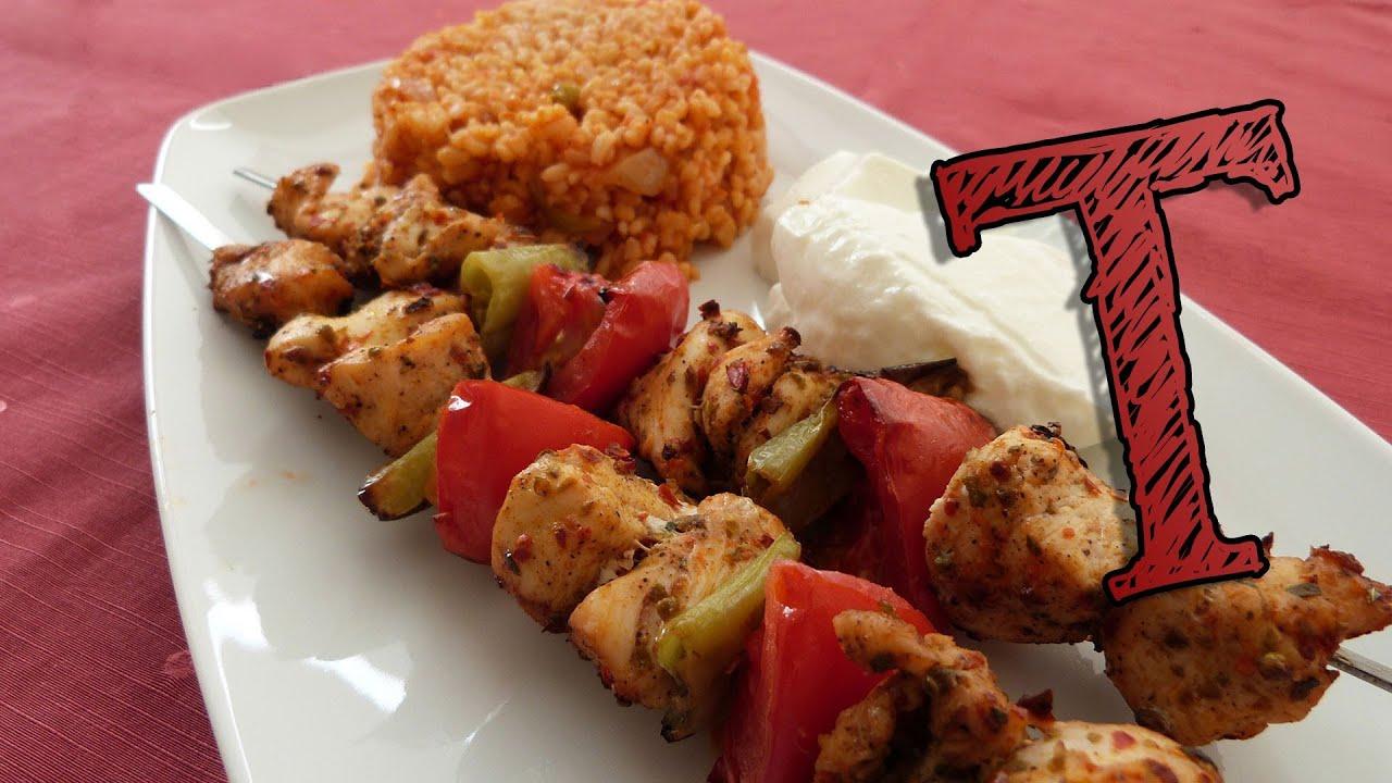 Chicken Kebab Recipe How To Make Kebab Shish Kebab Recipe Youtube