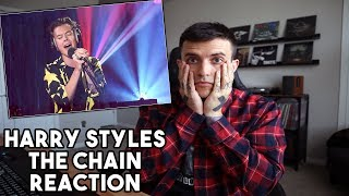 Harry Styles - The Chain (Fleetwood Mac Cover) Reaction - Officially a fan
