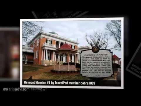 Belmont Mansion - Nashville, Tennessee, United States