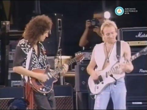 Tributo a Freddie Mercury, 1992
