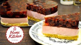 ЙОГУРТОВЫЙ ТОРТ БЕЗ ВЫПЕЧКИ | Нежнейший Торт, Который Тает Во Рту!