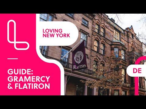 Gramercy: Loving New York Insider Guide