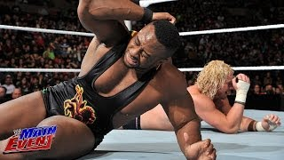Big E vs. Dolph Ziggler - Intercontinental Championship Match: WWE Main Event, March 25, 2014