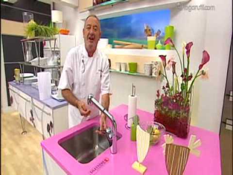 Guisantes con pur de patatas jam n karlos argui ano for Como cocinar jabali arguinano