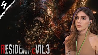 Nemmy What Happened To You?! | Resident Evil 3 Pt. 4 | Marz Plays