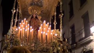 La Virgen del Carmen de San Cayetano en la Cuesta del Bailio Cordoba 2015