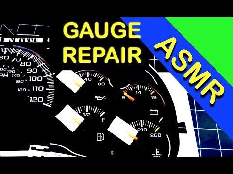 ASMR - Fixing My Oil Pressure Gauge