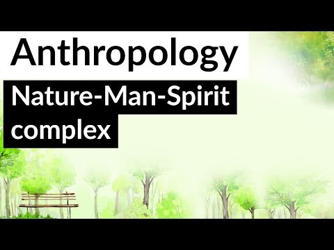Anthropology optional for UPSC - Nature Man Spirit Complex - Indian Society - IAS Optional Mains