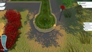 3D Mini Golf 21:9 PC Gameplay