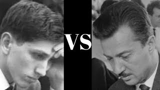 Bobby Fischer vs Svetozar Gligoric : Notable game: Varna Olympiad final (1962)  ·  Sicilian Defense